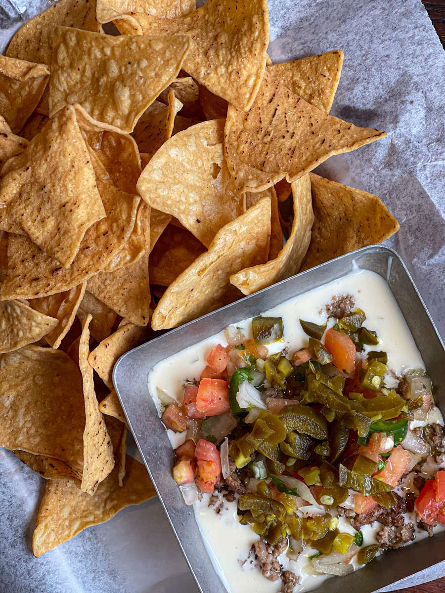 Twisted Queso