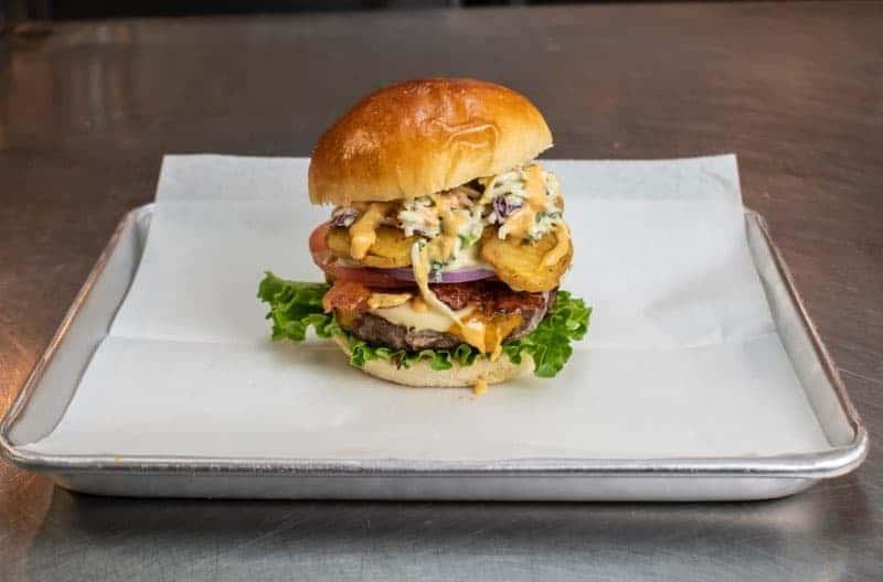 Bubba's Famous Burger