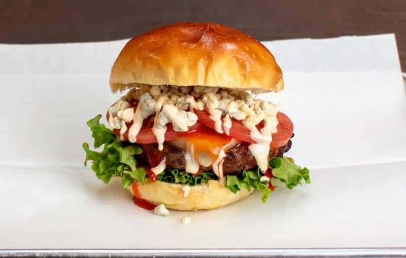Buffalo Blue Burger