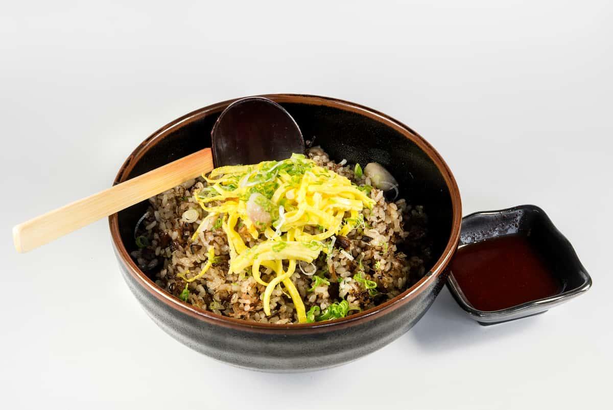 Oxtail & Bone Marrow Fried Rice