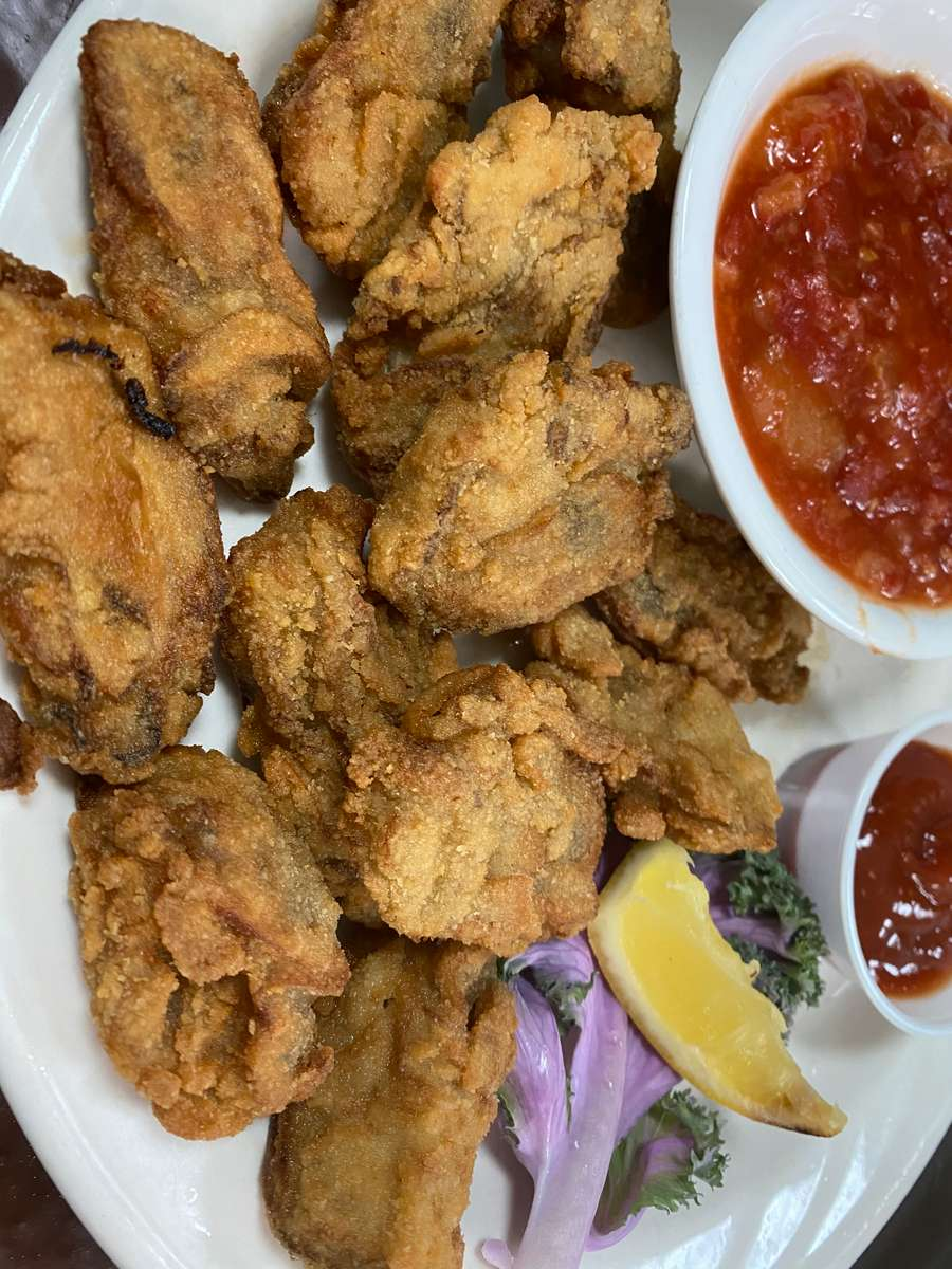Fried Oysters*