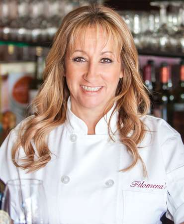 Chef Linda Johnsen Portrait