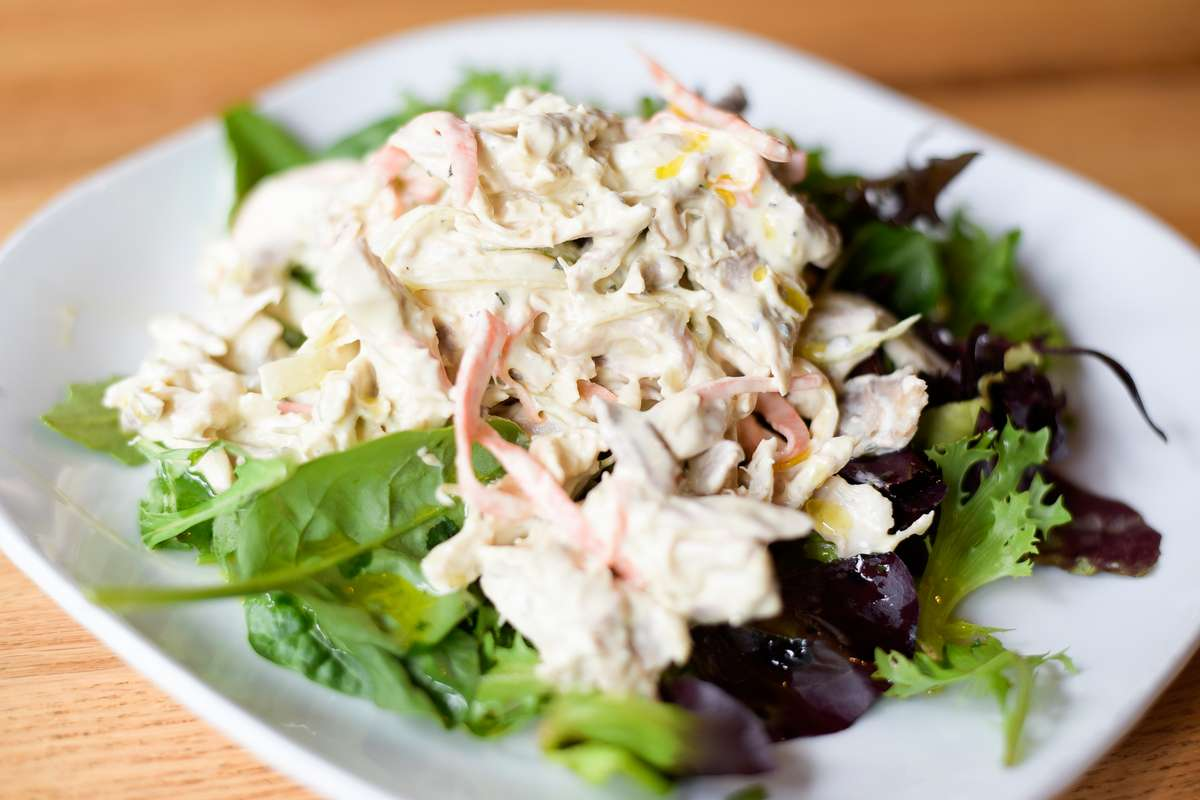 Smoked Chicken Salad/Salad