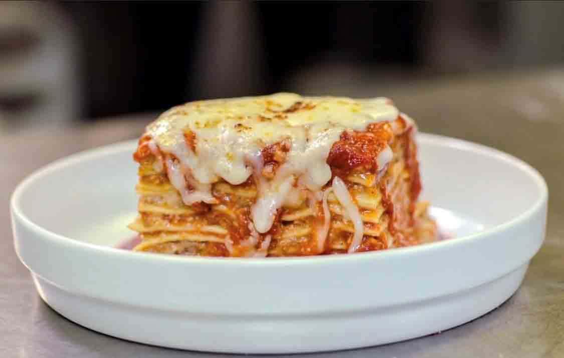 Family Lasagna Night
