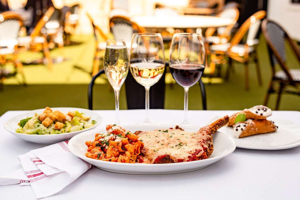 Nightly Wine & Dine