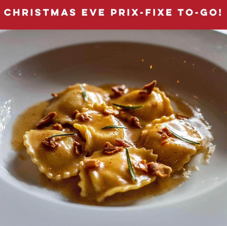 Christmas Eve Prix-Fixe To-Go