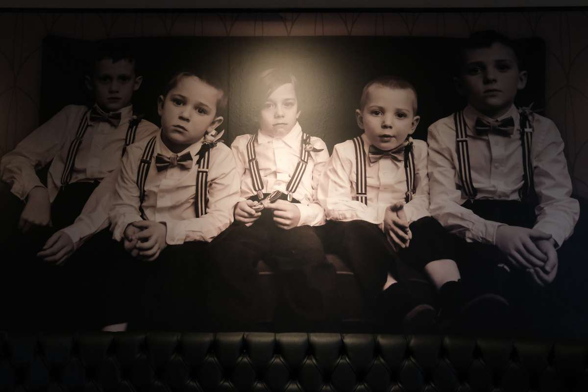 Photo in the bar