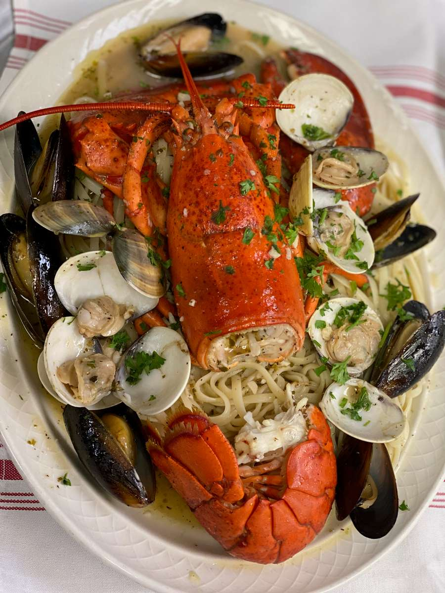 Lobster Oreganato