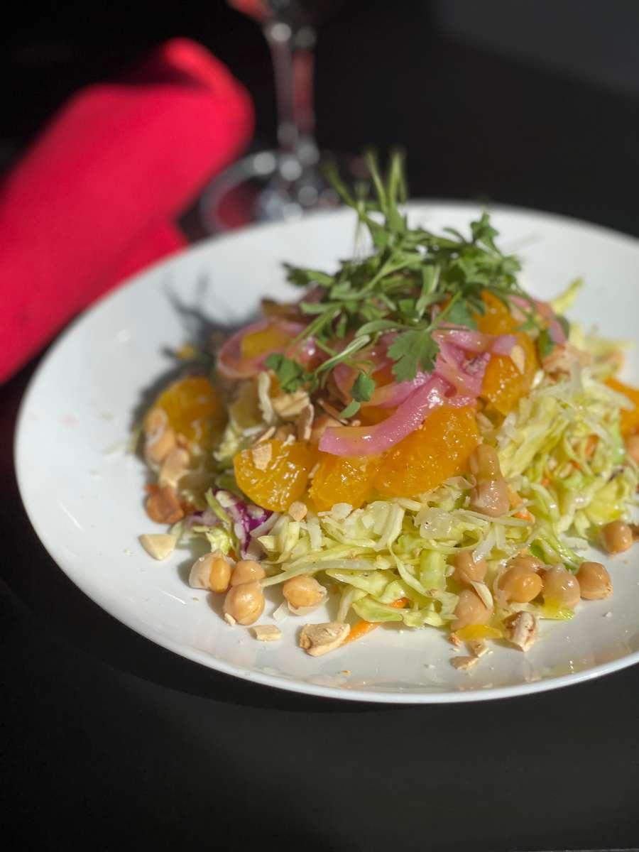 Citrine Salad