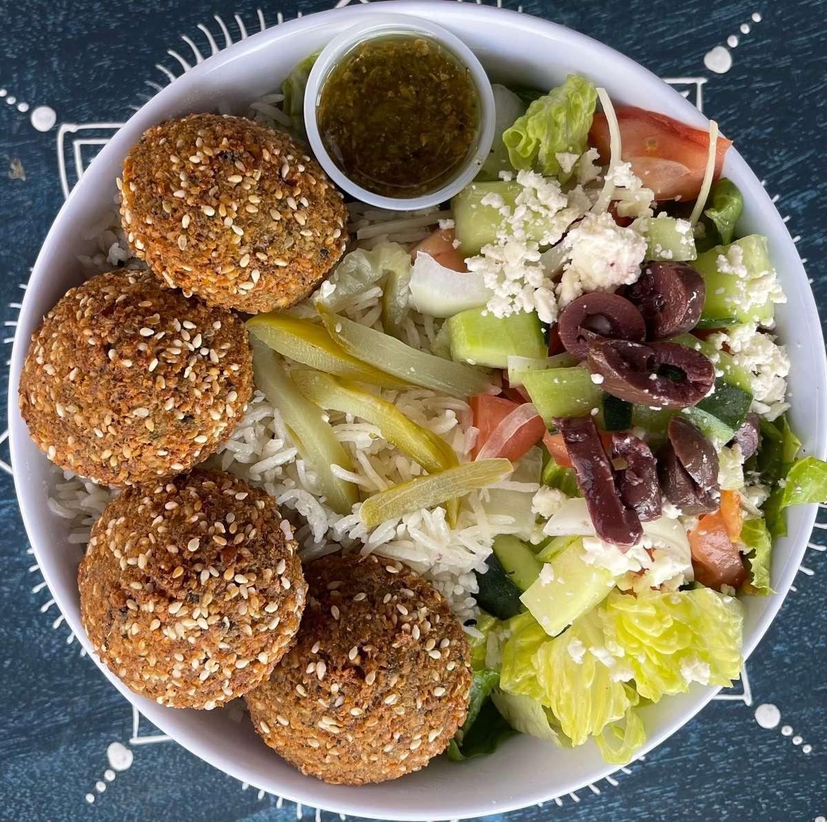 Falafel ORS ((bowl))