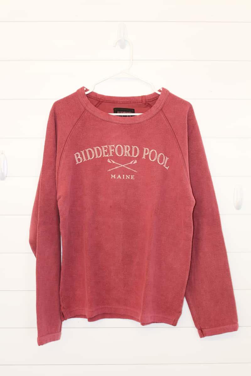 Sweatshirt, Crewneck