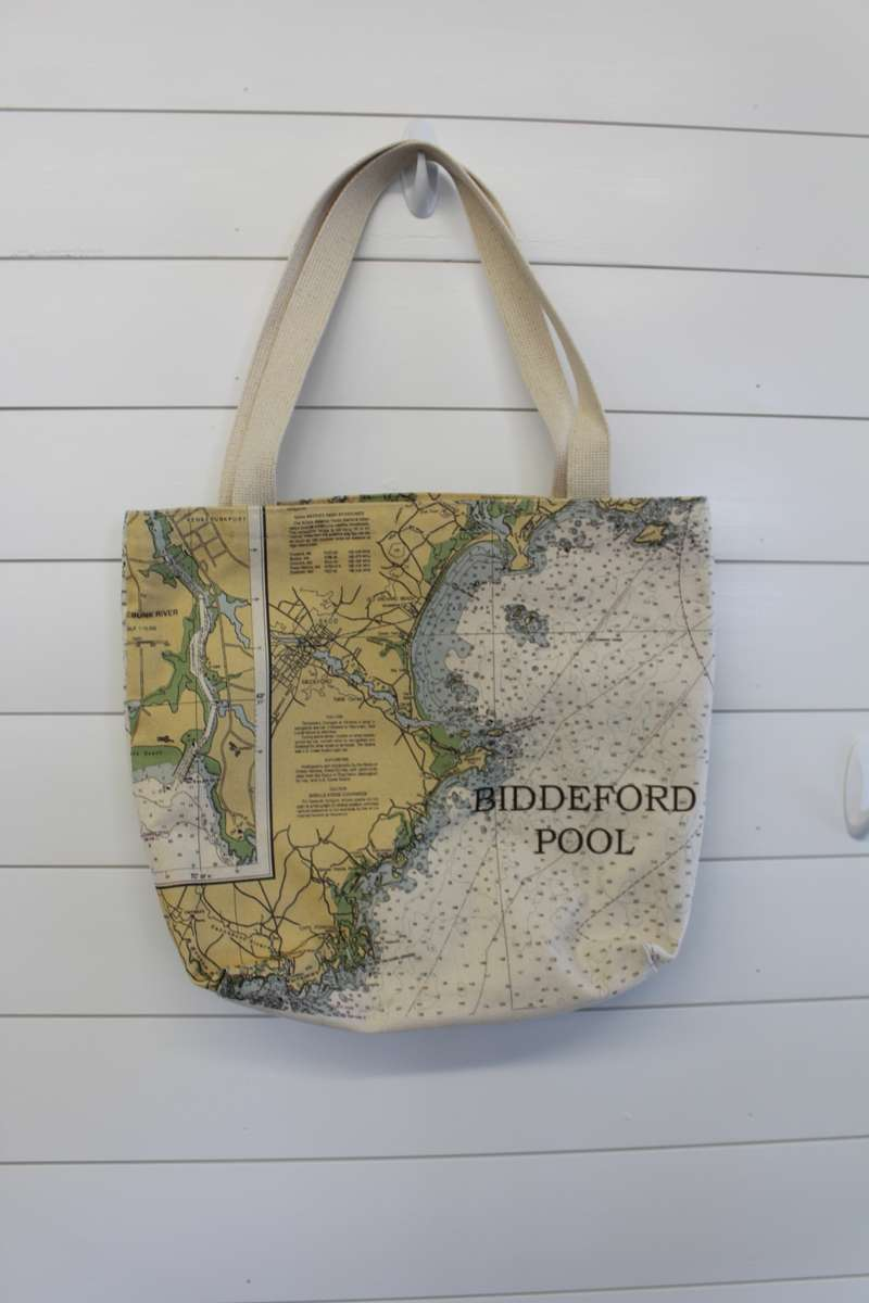 Chart Tote, Unlined