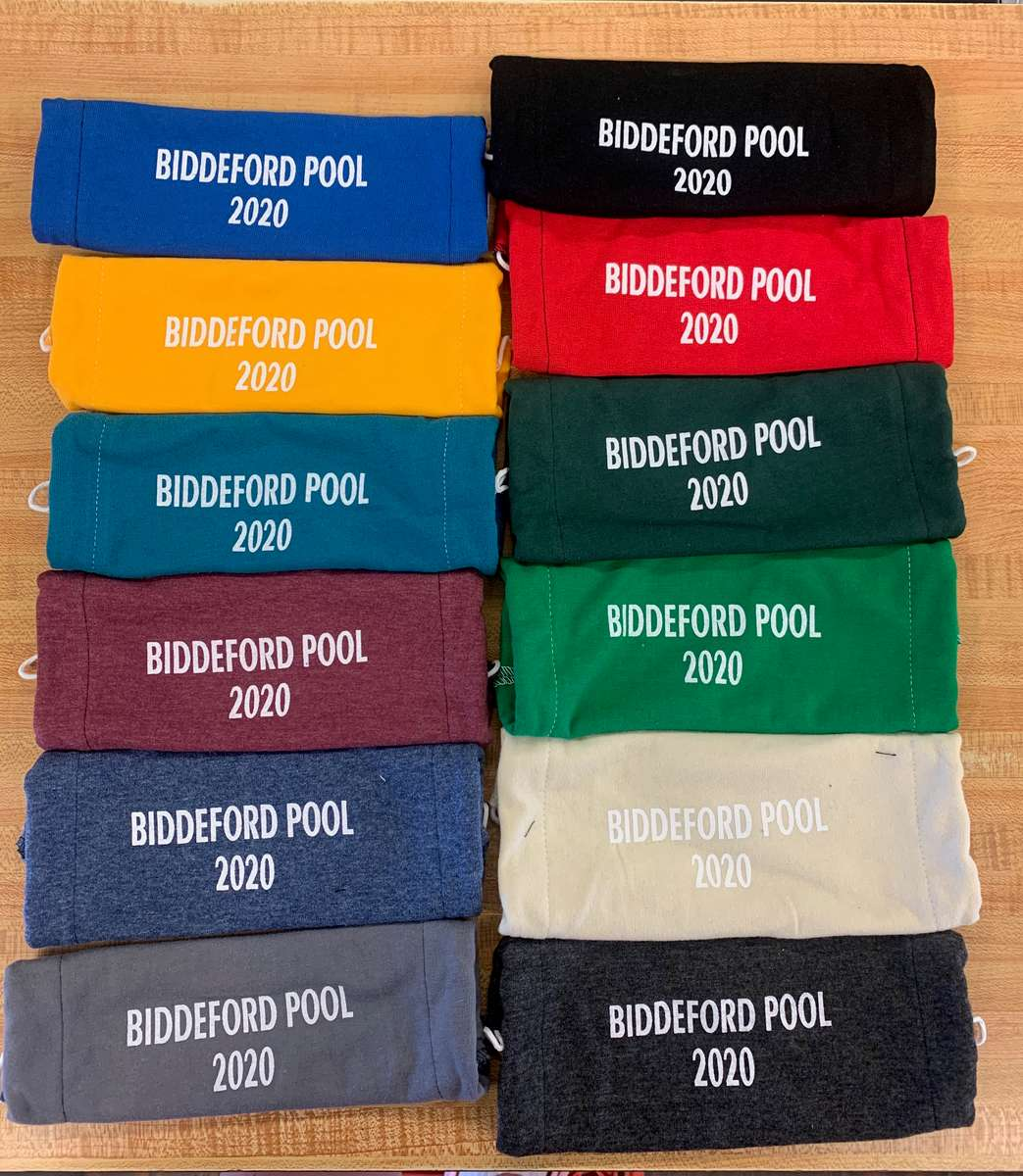 Biddeford Pool 2020 Masks