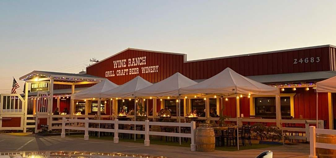 Wine Ranch Front