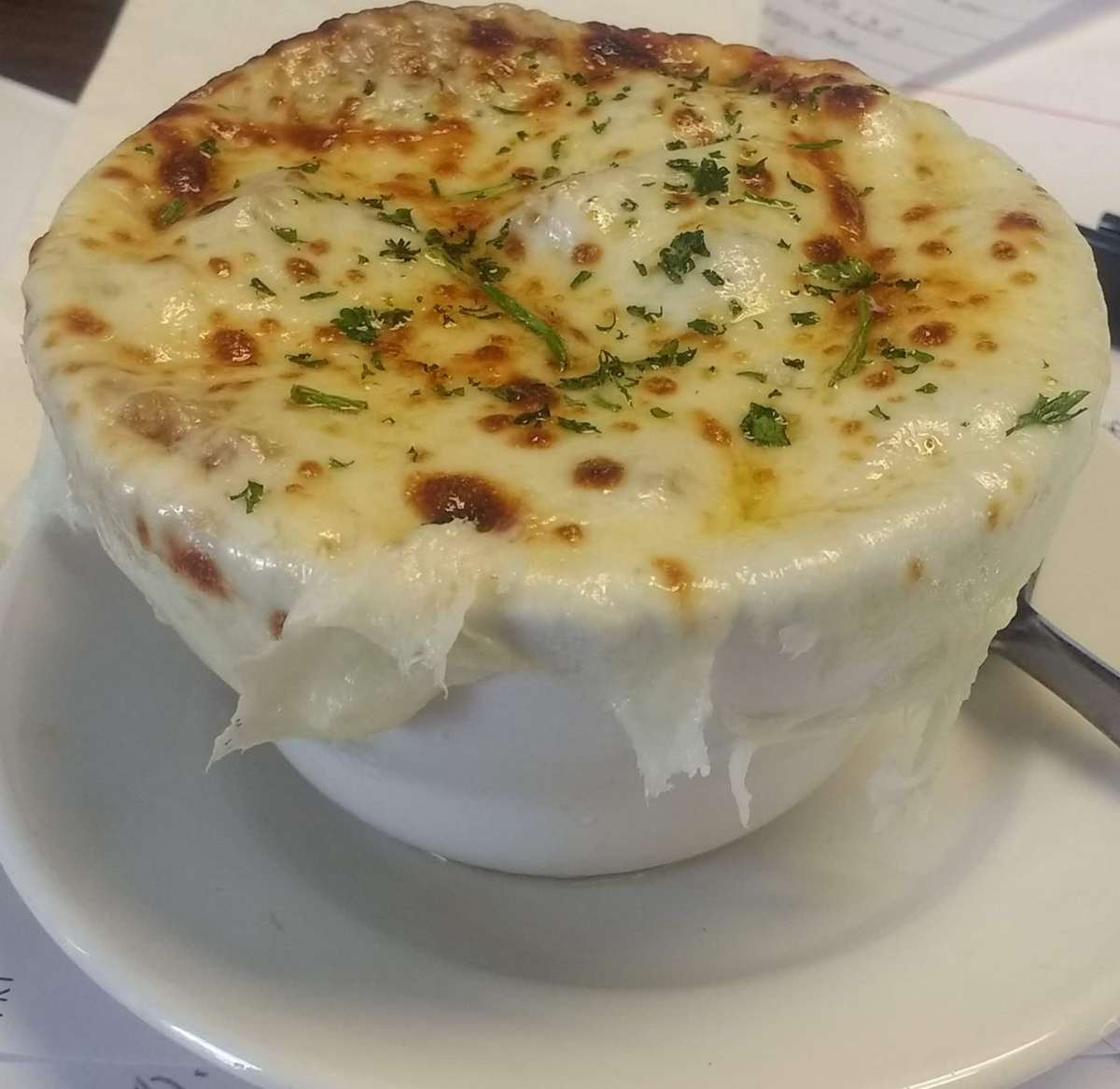 House Made Baked French Onion