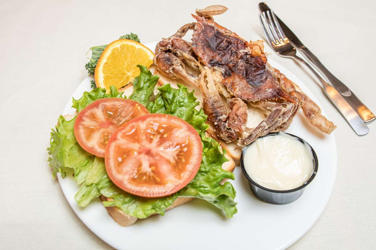Soft Crab Special