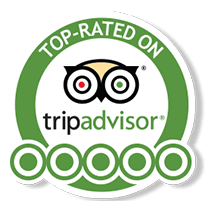 top trated on trip advisor