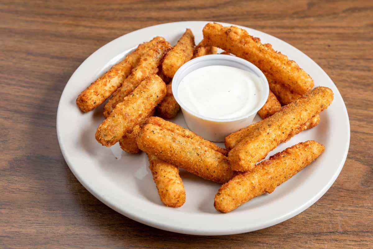 Fried Zucchini Sticks