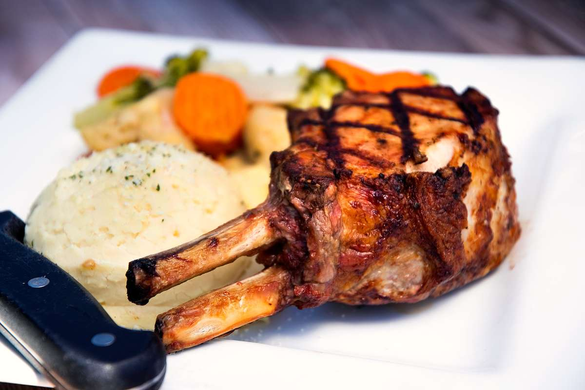 Porkchop Dinner