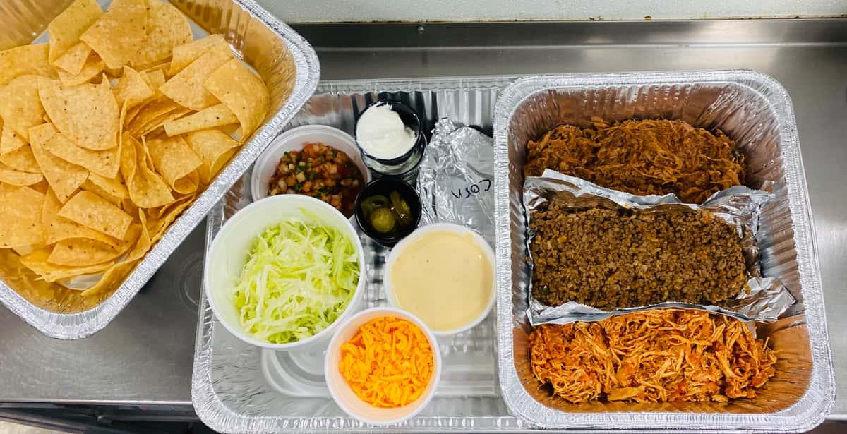 Taco / Nacho Platter