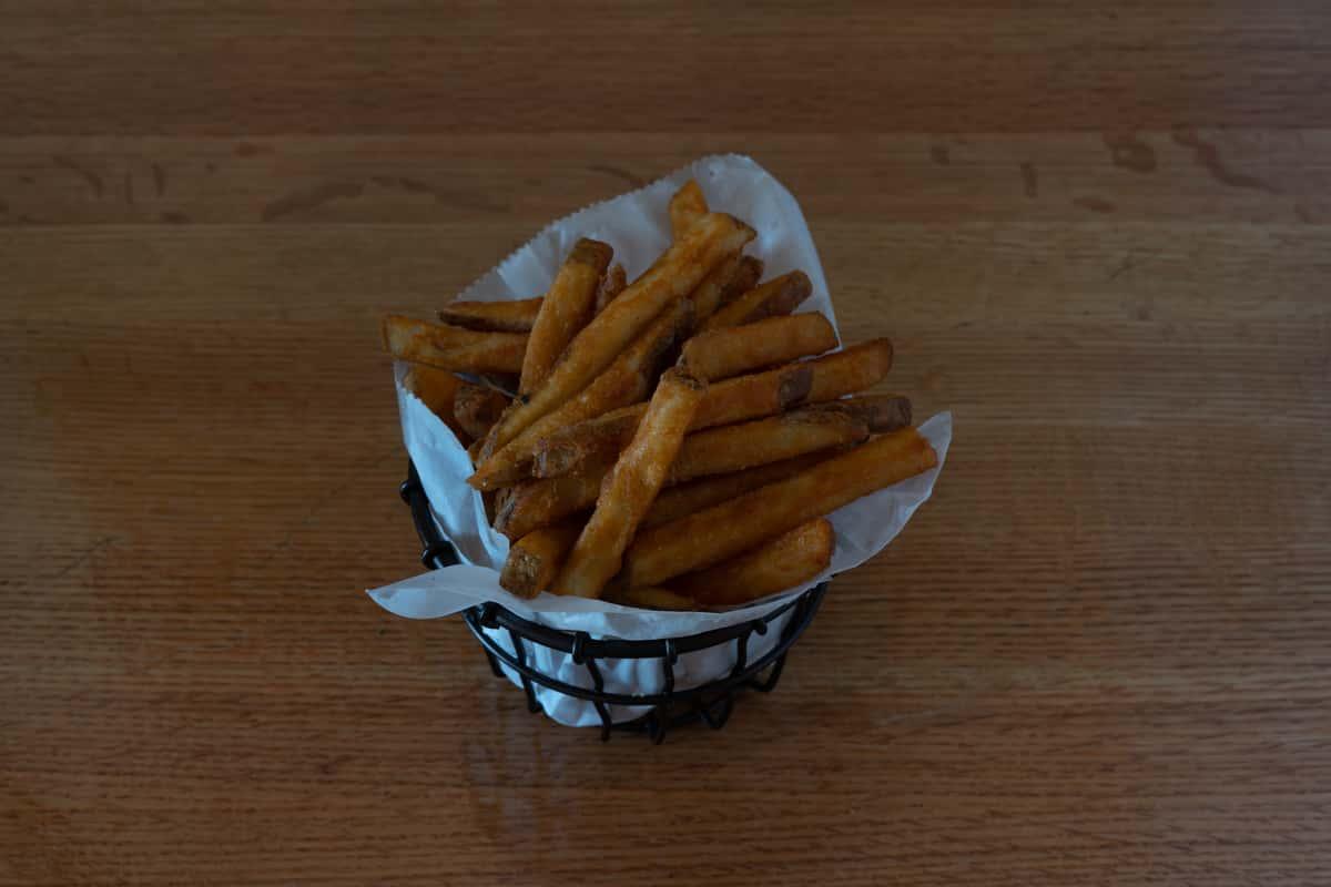 Garlic Masala French Fries