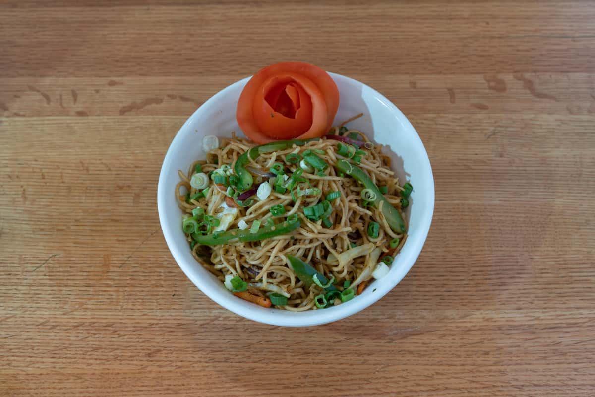 Veg. Hakka Noodles