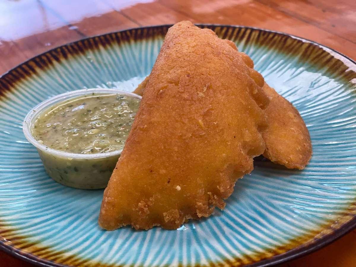 Empanada Colombiana