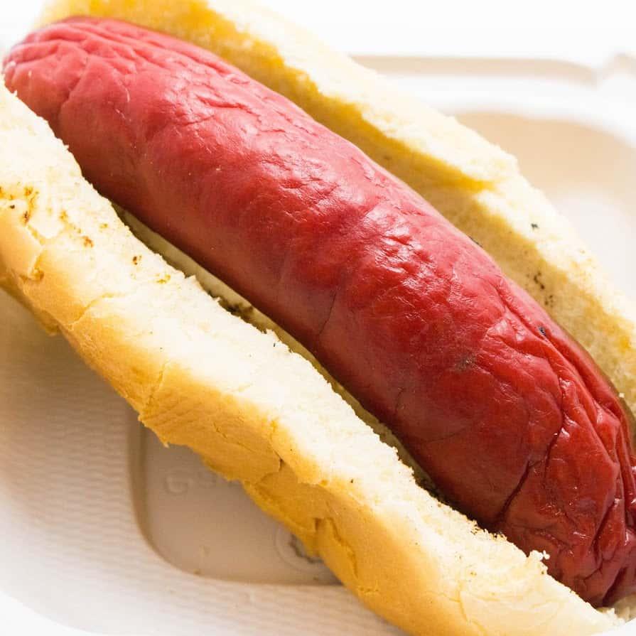 Carolina Sausage Sandwich