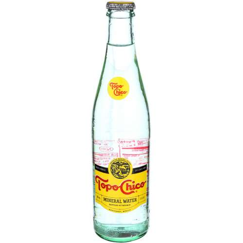 Topo Chico Mineral Water Bottle