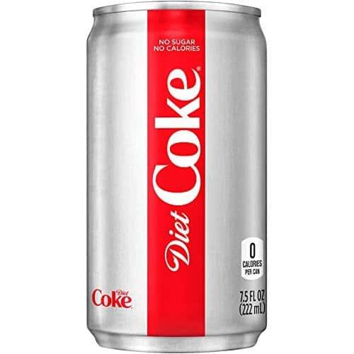 Soda: Diet Coke (Can)