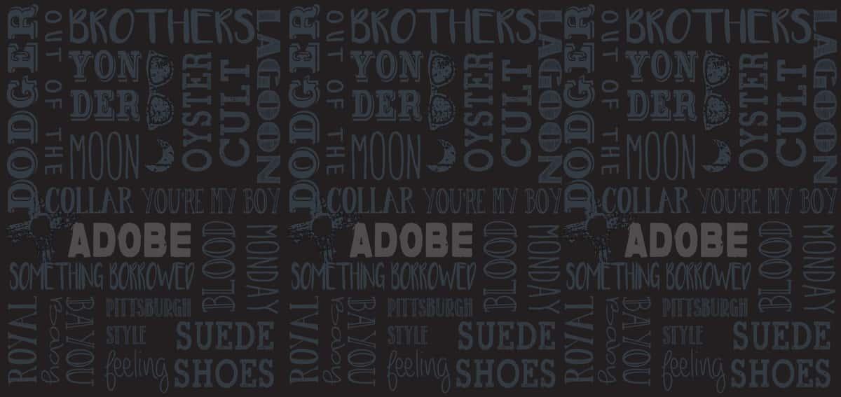 Adobe back drop