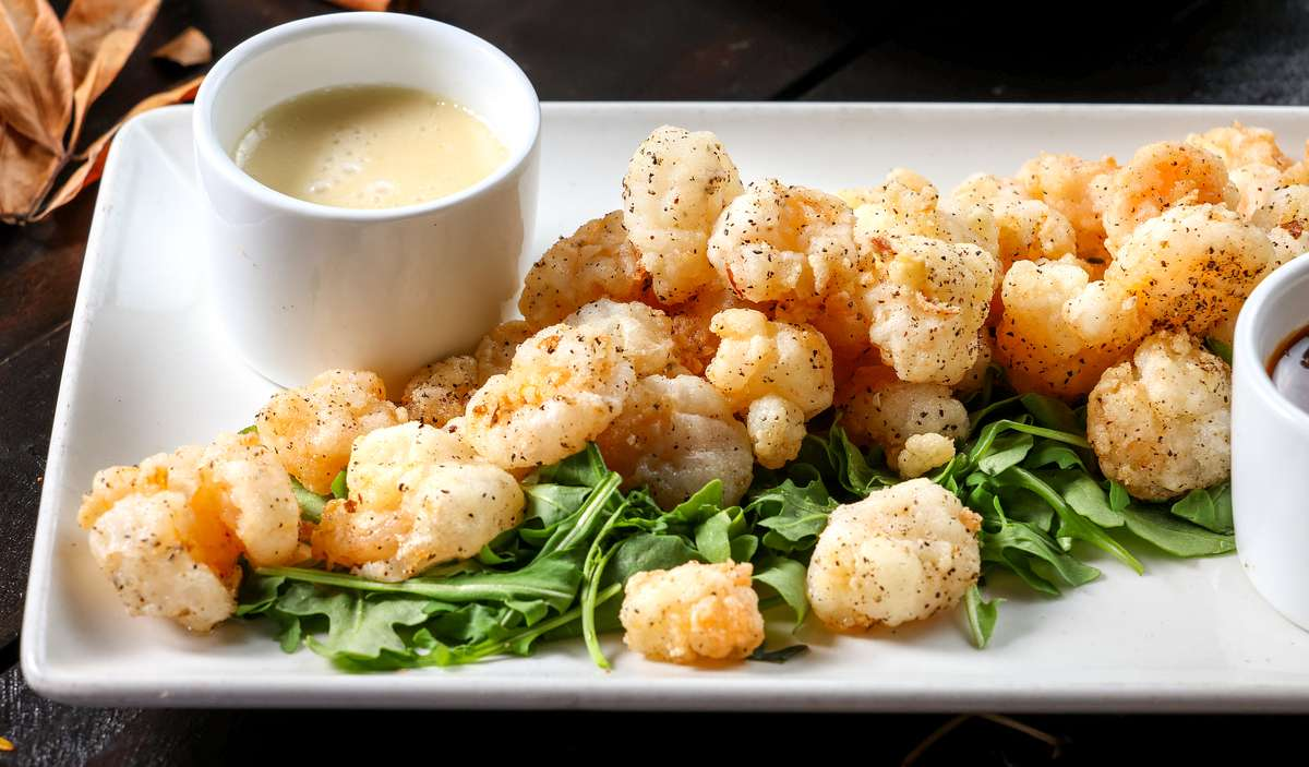 Salt n Peppa Shrimp