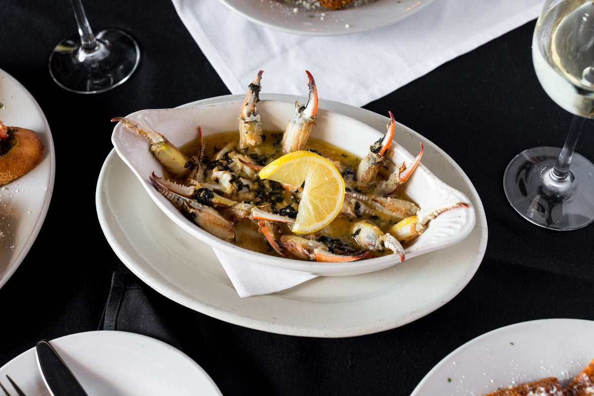 Crab Claws Lomonte
