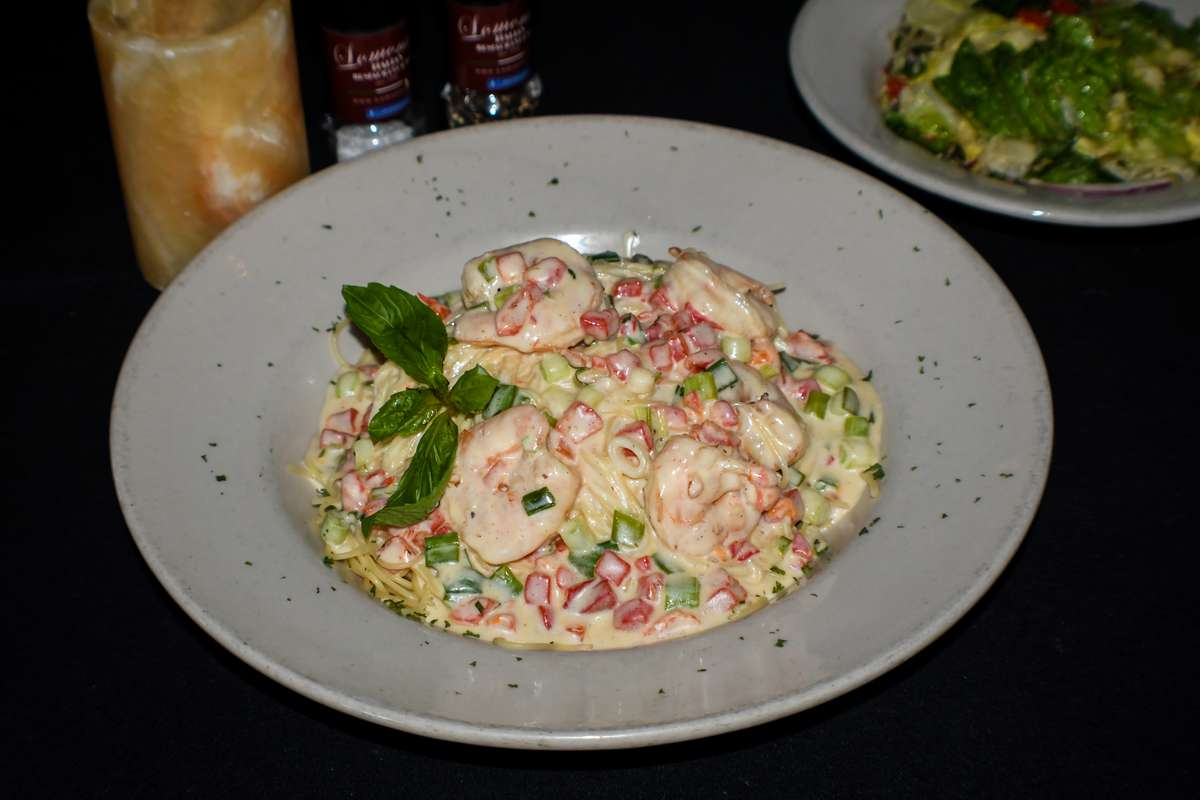 Shrimp Florenza