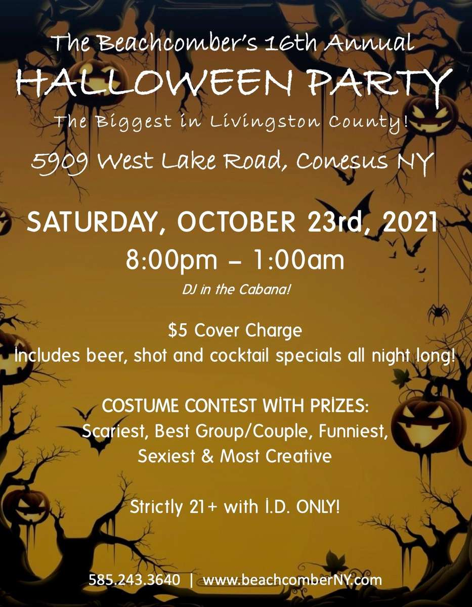 16th Annual Halloween Party