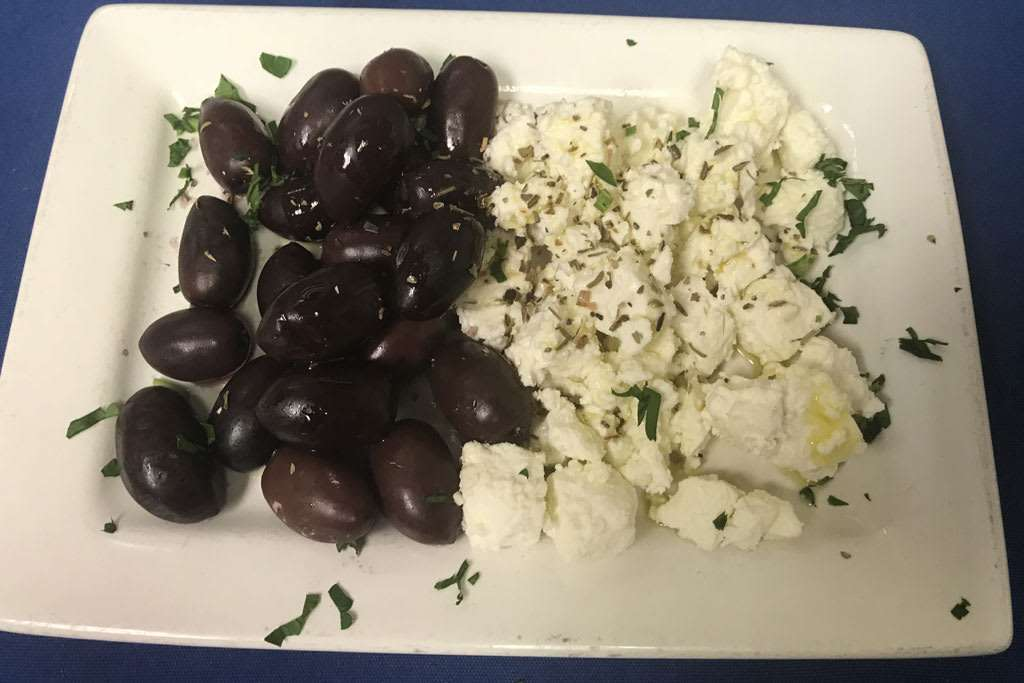 Feta & Kalamata Olives