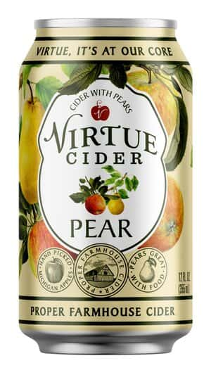 Virtue Pear Cider