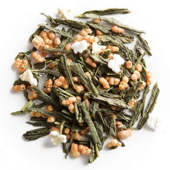 玄米茶 Toasted Rice Green Tea