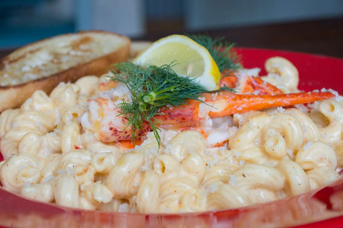 Lobster Mac-N-Cheese