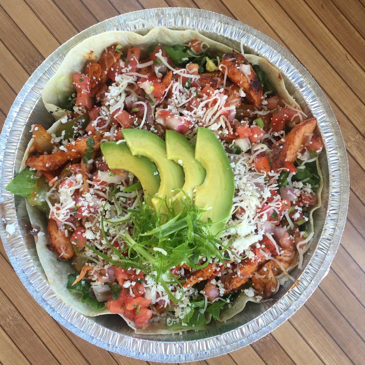 Fiesta Burrito Bowls