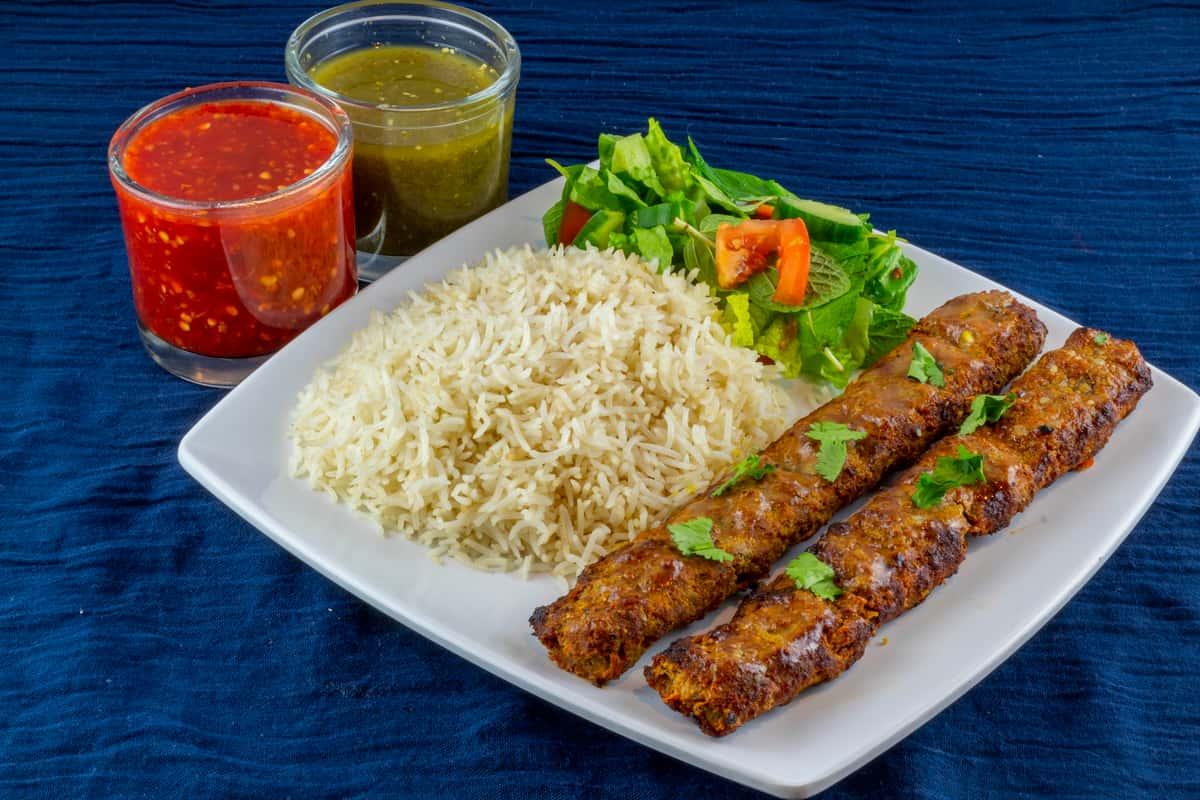 Beef Shami Kabob