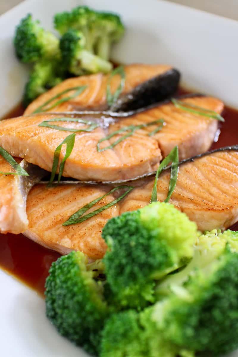 fish and veggie