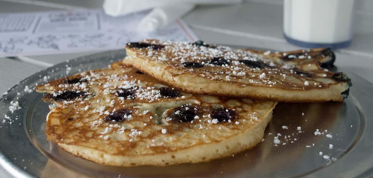 """Blueberry Pancakes """"Bud Kilmer"""""""