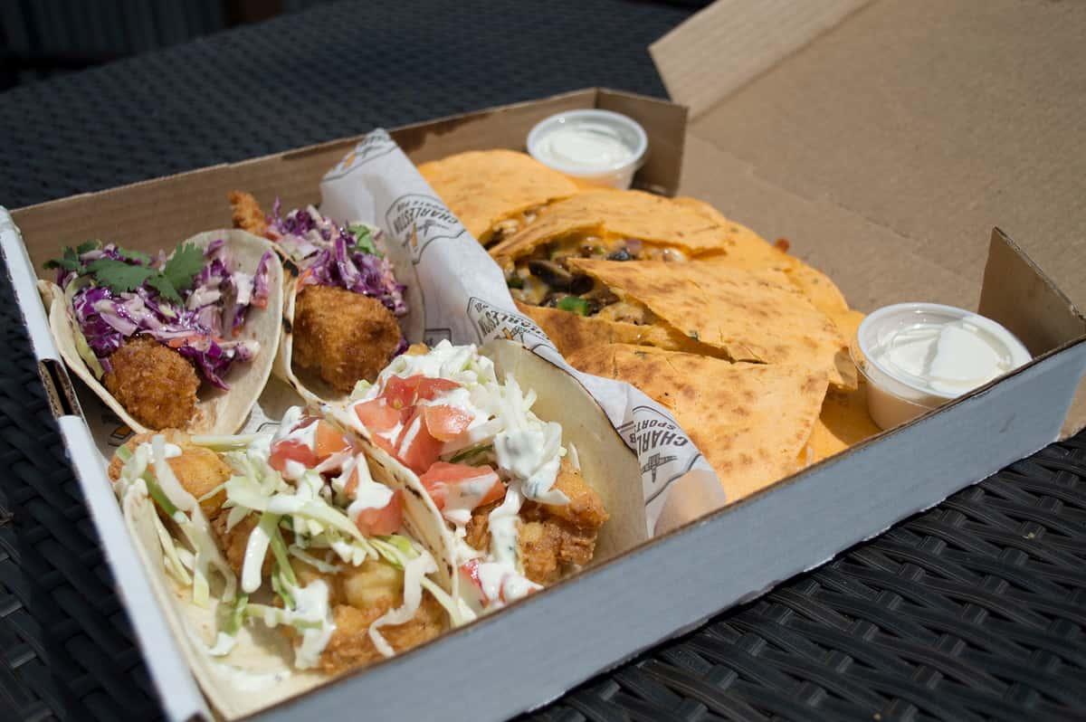 Family Taco Box