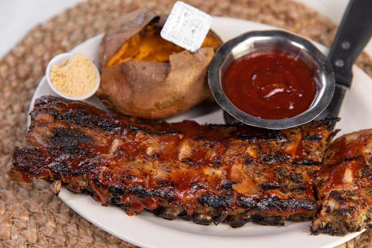 Barbecue Baby Back Ribs - House Specialty!