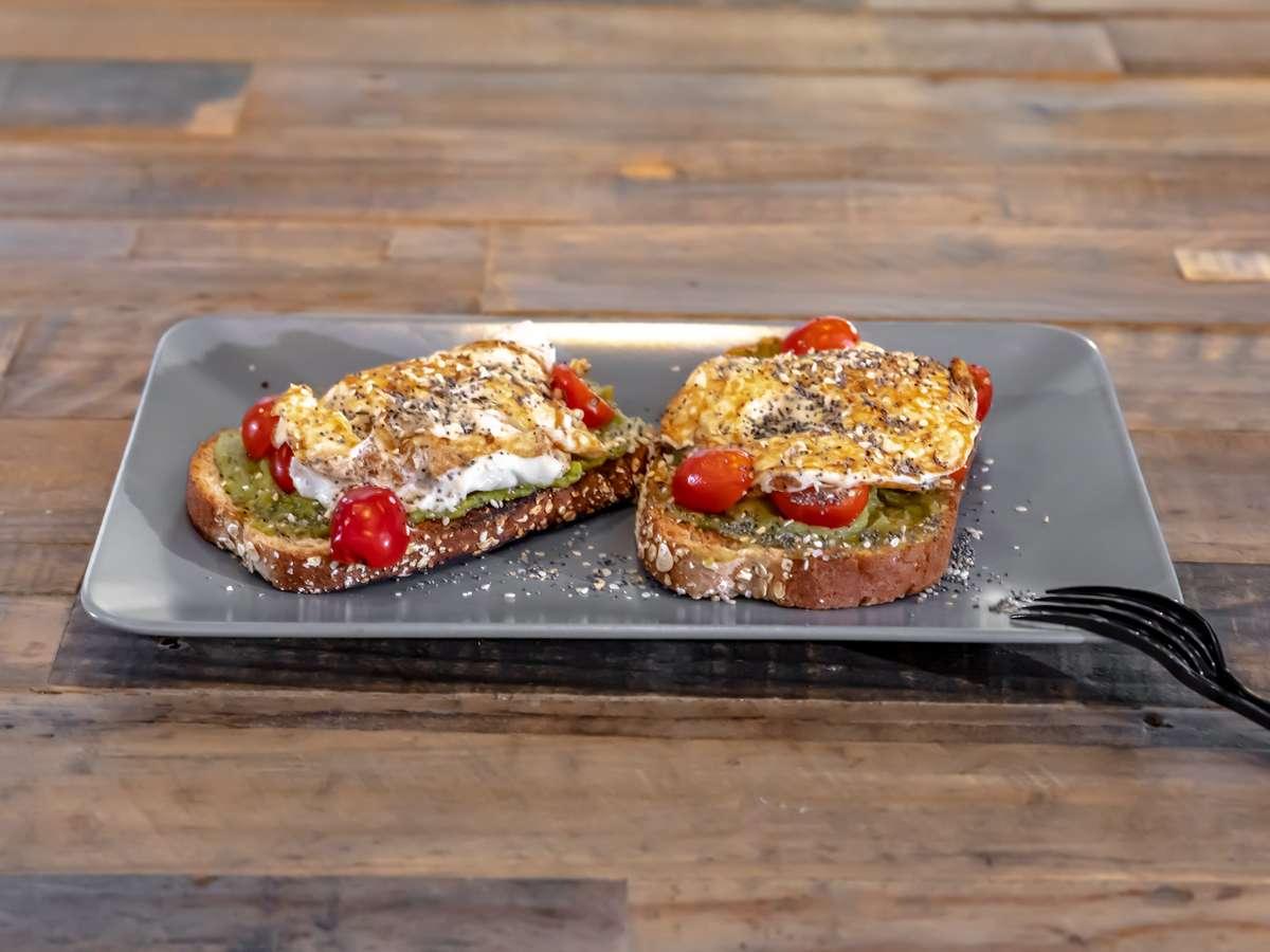 Egg & Tomato