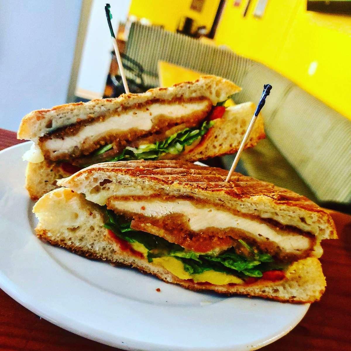 #3 Italian Chicken Sandwich