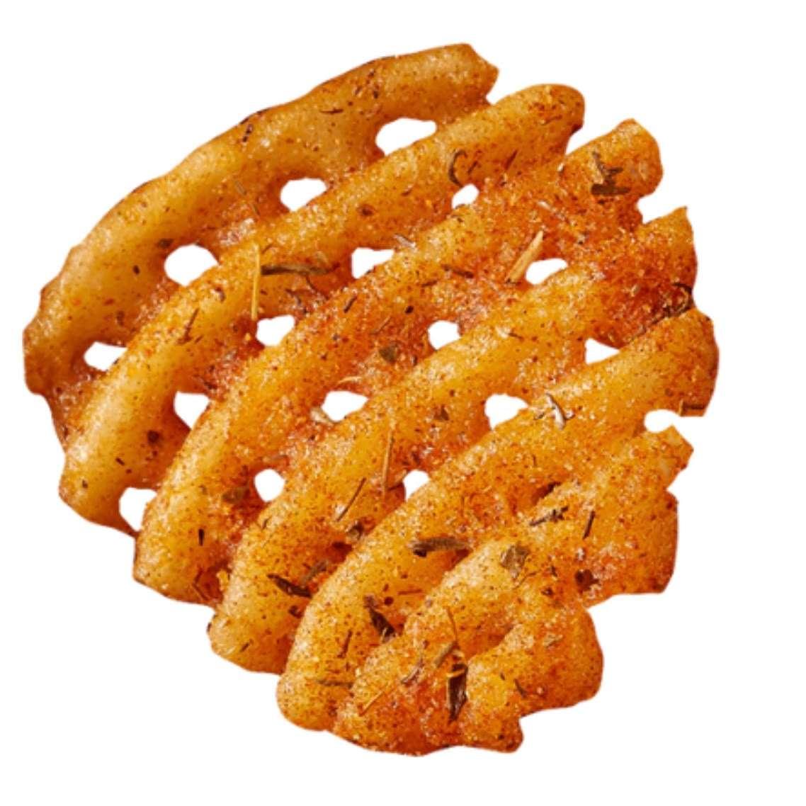 Sweet Potato Waffle Fries