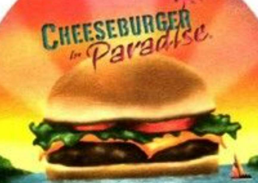 Jaden's Cheeseburger in Paradise