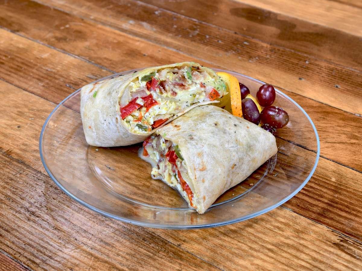 Kahunas Breakfast Burrito